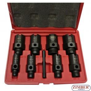 Комплект за корегиране на резби - ZR-36TC09 - ZIMBER-TOOLS