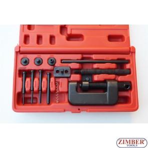 К-т за занитване и разглабяне на вериги,  ZR-36CBR - ZIMBER-TOOLS.