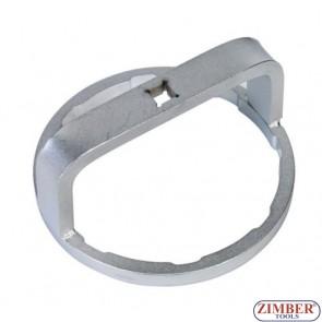 Ключ за маслен филтър 109-mm за  Citroen, Peugeot, Renault , ZR-36FFW109 - ZIMBER TOOLS.