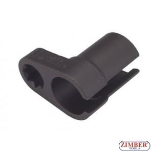 """Вложка за датчици - 22 mm (7/8""""), 1/2"""" - ZIMBER-TOOLS"""
