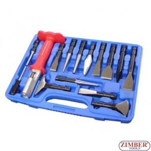 Автотенекеджийски инструменти ZR-36CP14 - ZIMBER TOOLS