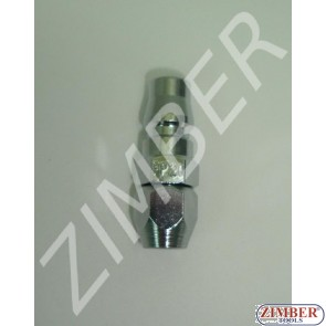 Накрайник за въздух 5X8мм, ZL-20PPA (Бърза връзка за въздух) - ZIMBER-TOOLS