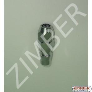 Накрайник за въздух 6.5X10мм ZDC-2 - ZIMBER