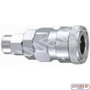 Накрайник за въздух 6.5X10мм ZL-30SP, (Бърза връзка за въздух) - ZIMBER