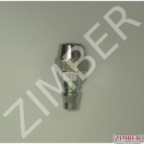 Накрайник за въздух 8X12мм ZDC-2 - ZIMBER