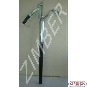Барел помпа Pressol (PR 13012) ZIMBER - TOOLS.
