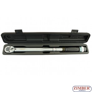 """Динамометричен ключ 1/2"""" - 40-210 Nm, ZR-17TW12210 - ZIMBER - TOOLS"""