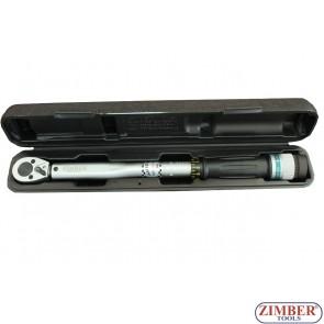 """Динамометричен ключ 3/8"""" - 20-110 Nm, ZR-17TW38110 - ZIMBER - TOOLS"""