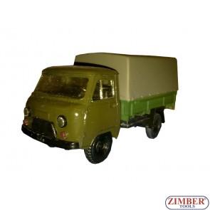 БРЕЗЕНТ Оригинaлен - 452 за  фургон УАЗ