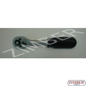 Тресчотка 1/4-48 Teeth - ZIMBER(ZL-1000)