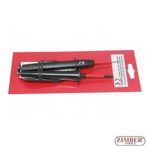 Тестер комбиниран за прав и променлив ток -120-400V- ZL-1964- ZIMBER TOOLS