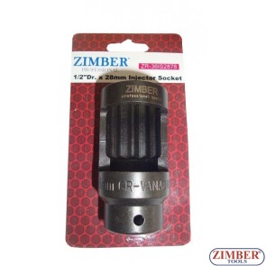 Вложка за дюзи 28мм , ZR-36IS2878- ZIMBER-TOOLS