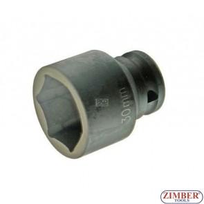 Вложка ударна 3/4 - 30mm - BGS (ZB-5630)