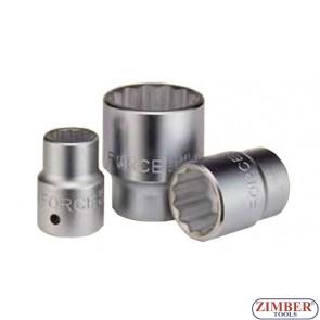 Вложка 32 мм 3/4 дванадесетостенна - FOFCE (56932)