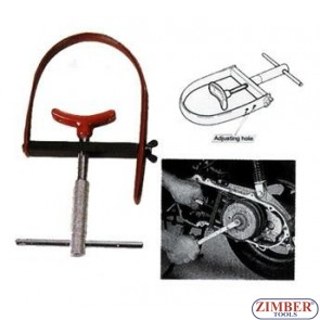 Фиксатор за блокаж на шайби на мотоциклети - ZIMBER