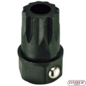 Ключ за картер и пробка на скоростна кутия на M16- VW,AUDI, ZR-36AWH17M16 - ZIMBER - TOOLS.