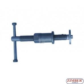 Инструмент за прибиране на спирачни бутала с (лява резба) -1121- BGS-technic.
