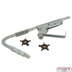 Инструмент за почиствне на нагара каналите на буталото, ZR-36PRGC - ZIMBER-TOOLS