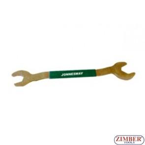Ключ за шайба вентилаторна Двустранна - BMW, FORD, OPEL VAUXHALL ( 32mm & 36mm ) - JONNESWAY(AI050042) ZIMBER - TOOLS.