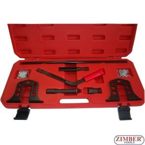 Сглобяема скоба за клапани, ZR-36VSCK01 - ZIMBER-TOOLS