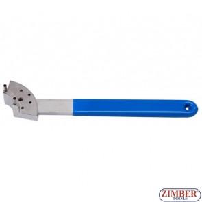 Ключ Универсиален за обтягане на ролки, ZL-7247A - ZIMBER-TOOLS