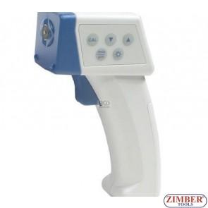 Дебеломер за  измерване дебелината на боя на автомобили -  ZR-36CTG02 - ZIMBER TOOLS