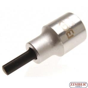 Вложка за вадене на амортисъори от главини за VAG, BMW, Citroen, Ford, Renault и др. - BGS,ZB-6454 ZIMBER - TOOLS.