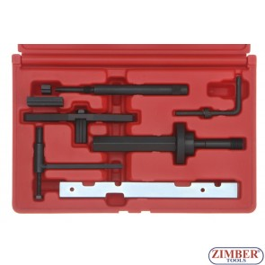 К-т за зацепване на двигатели Ford 1.8 TDDi, TDCi - ZIMBER TOOLS.