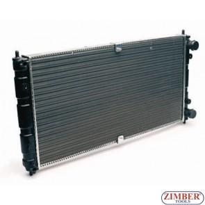 Радиатор за вода Лада Нива - алуминиев - 2123