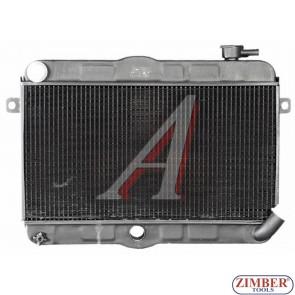 Радиатор за вода Лада Нива - меден - 2121