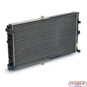 Радиатор за вода Лада Самара - алуминиев - 2110