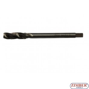 Метчик M5.5×0.9mm(12-28) - ZR-41PGPTS1906, ZIMBER TOOLS