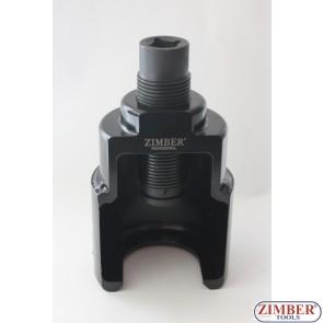 Скоба за ябълковидни болтове/Кормилен Хебел Benz Actros & MAN 414 (Dr. 3/4,42mm)  ZR-36BAPAP42 - ZIMBER-TOOLS.