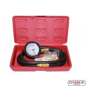 К-т за измерване на налягането на маслото за камиони и леки автомобили - ZR-36EOPT01 - ZIMBER TOOLS