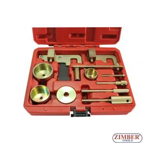 К-т за зацепване на двигатели enault, Nissan, Vauxhall / Opel 1.5D, 1.9D, 2.2D, 2.5D dCi / Di / Dti / CDTi, ZR-36ETTS167 - ZIMBER.