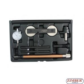 К-т инструменти за зацепване на двигатели VAG - AUDI,VW  1.2 TFSI 1.4/1.6FSI 1.4TSI , ZR-36ETTS171 - ZIMBER TOOLS.