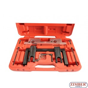 Под наем - к-т за зацепване на  двигатели  BMW -N51, N52 - ZIMBER-TOOLS