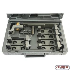 К-т фиксатори за изпускателният разпределителен вал на двигатели BMW- N51, N52, ZR-36ETTSB58 - ZIMBER TOOLS