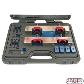 К-т за зацепване на разпределителните  валове на Benz - M133, M270, M274, ZR-36ETTSB59 - ZIMBER-TOOLS