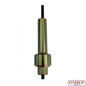 Шпилководач за изваждане на скъсани подгревни свещи (от к-т за изваждане на скъсани свещи 36GPT) - ZIMBER - TOOLS