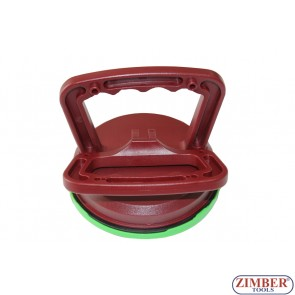 Единична вендуза за захващане на стъкла и други плоски повърхности - ZR-36WH - ZIMBER - TOOLS