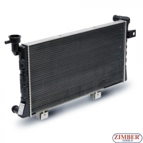 Радиатор за вода Лада Нива - алуминиев  - 21214