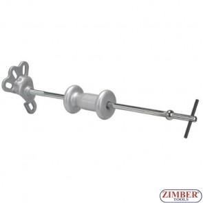 К-т обратен чук за вадене на барабани и главини, ZR-36PA03 - ZIMBER - TOOLS.