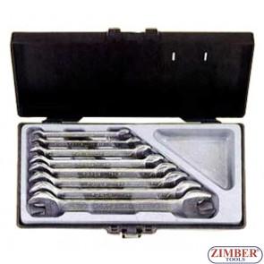 Гаечни ключове  6-22мм к-т- FORCE (5084)