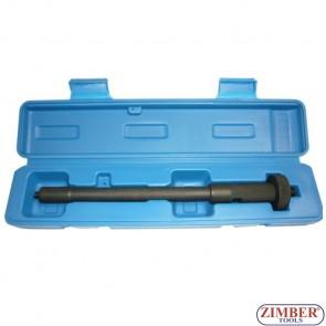 Ключ за вадене на месингови уплътнения (дефтунги) на дюзи на дизелови двигатели , ZR-36CWRT- ZIMBER TOOLS.