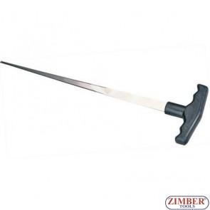 Инструмент за рязане на уплътнение на стъкло, ZL-6463 - ZIMBER
