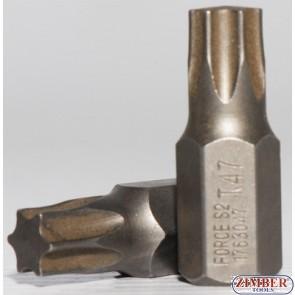 T47 30mm Бит накрайник - 1763047 - FORCE