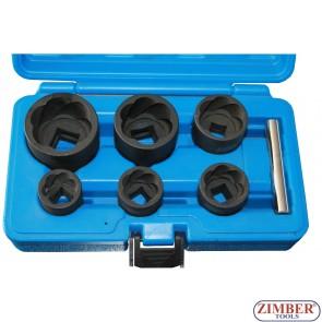 Екстрактори - 6 части - ZIMBER (ZL-6406S)