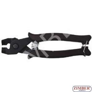 Клещи за скоби на водни съединения-ZIMBER (ZL-0637H)