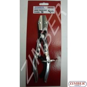 """Клещи трета ръка 8"""" пристягащи - ZIMBER (ZL-6101)"""